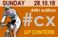 44th International Cyclo-cross of the ACC Contern