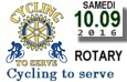 Cycling to serve - Rotary club