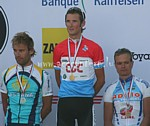 Frank Schleck champion national course en ligne 2008