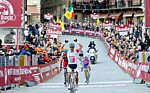Philippe Gilbert gagne le Montepaschi Strade Bianche 2011