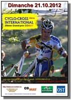 38ème cyclo-cross International - 21/10/2012 - Contern