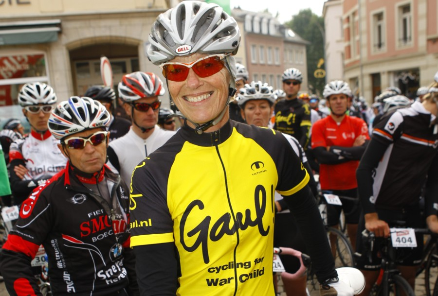 13 dames au départ de La Charly Gaul A - photo: sportograf.de