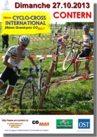 Cyclo-cross Contern 2013