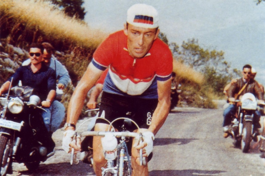 Charly Gaul (08.12.1932 - 06.12.2005)