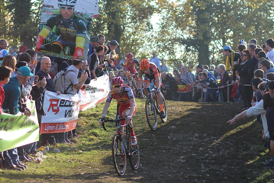 Cyclo-cross Koppenberg